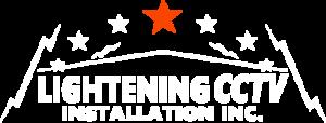 Lightening CCTV logo